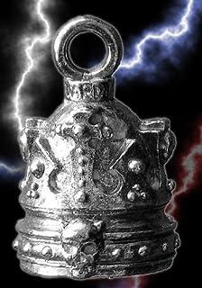Crown of Skulls Guardian Biker Bell