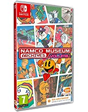 Namco Museum Archives VOL. 1 (Code In The Box) - Nintendo Switch