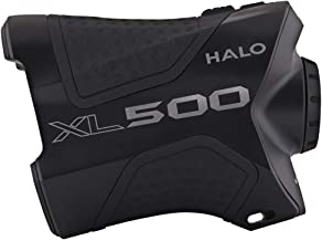 Halo XL500 Range Finder, 500 Yard laser range finder for rifle and bow hunting