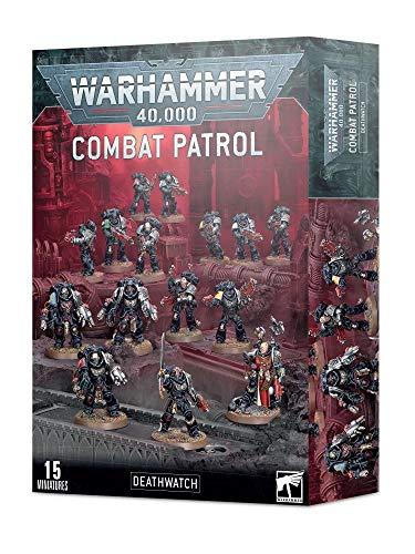 Warhammer 40k - Patrouille Deathwatch