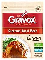Gravox Gravy Mix Satchel Supreme Roast Meat 29gm