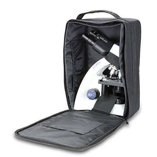 Universele nylon koffer voor opslag en transport van microscopen