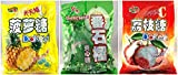 Asian Candies Review and Comparison