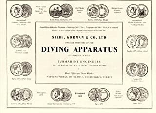 Diving Apparatus: and Other Submarine Appliances