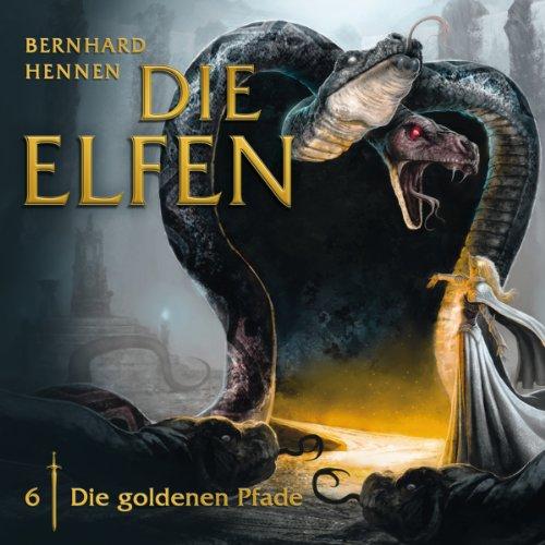 Die goldenen Pfade (Die Elfen 6) Titelbild