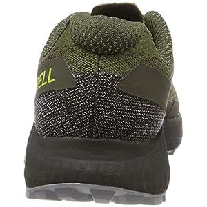 Merrell Men's Agility Peak Flex 3 Trail Running Shoes, 9 M, Olive