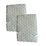 Crucial Air Filter Replacement Parts Compatible with ReliOn Part # WF813 - Fits ReliOn WF813 2-Pack Humidifier Wicking Filters, Fits ReliOn RCM832 (RCM-832) RCM-832N, DH-832 and DH-830 Vac (2 Pack)