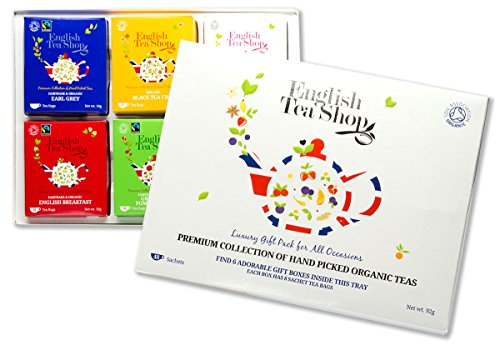 English Tea Shop - Kleine Tee-Geschenkbox