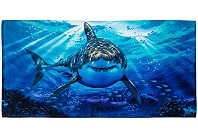 Dawhud Direct Super Soft Plush Cotton Beach Bath Pool Towel