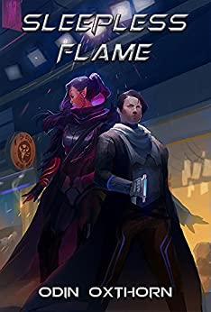 Sleepless Flame by [Odin V Oxthorn, Valorie Clifton]