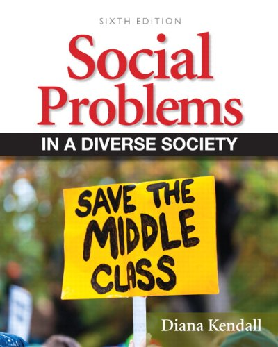 Social Problems in a Diverse Soc...