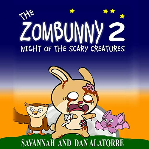 Zombunny 2: Night of the Scary Creatures cover art