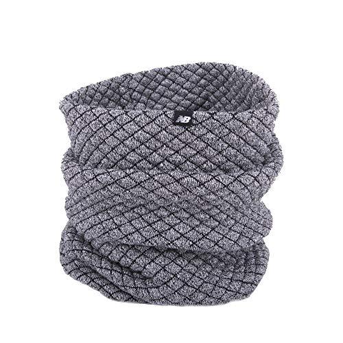 New Balance Warm Up Knit Neck Gaiter, Neck Warmer Snood, Neck Scarf