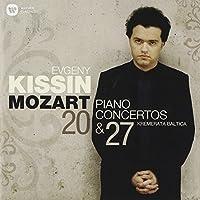 Mozart: Piano Concertos 20 & 27 by Evgeny Kissin (2014-03-26)