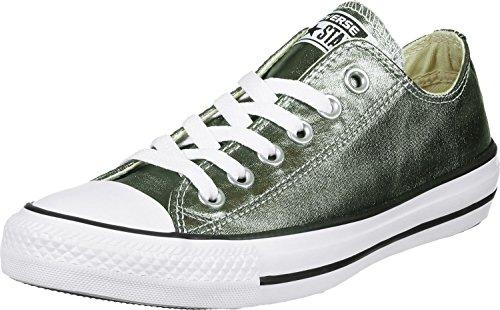Converse Converse Sneaker Chuck Taylor All Star Ox Metall/weiß EU 41.5
