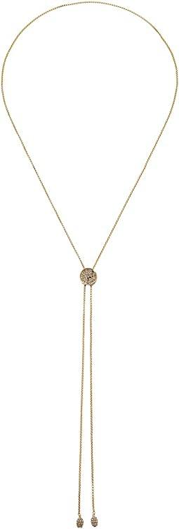 Vince Camuto - Adjustable Slider Necklace