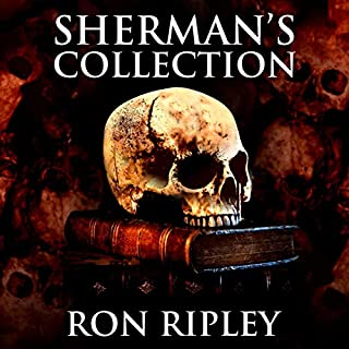 Sherman's Collection: Supernatural Horror with Scary Ghosts & Haunted Houses audiobook cover art