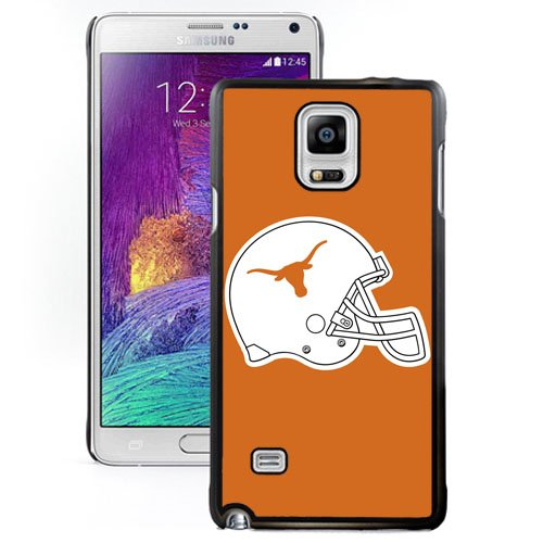 Funda personalizada Samsung Galaxy Note 4con Ncaa Big 12Conference Big12Football NCAA 8protectora teléfono Carcasa Funda para Samsung Galaxy Note 4N910N910S N910C negro