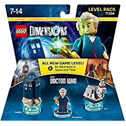 LEGO - Starter Pack Dimensions (Xbox 360) + LEGO Dimensions - Doctor Who, The Doctor: Amazon.es: Videojuegos