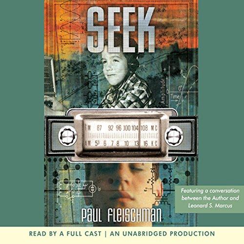 Seek  By  cover art