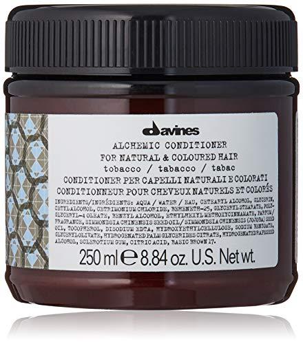 Davines Alchemic Conditioner Tobacco, 8.84 Fl Oz