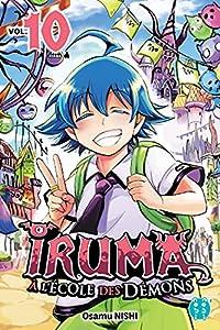 Iruma à l'école des démons Edition simple Tome 10