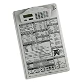 Nursing Clipboard/Calculator With Reference Guides