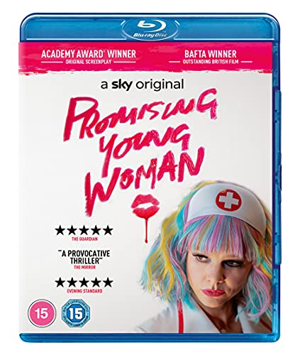 Promising Young Woman [Blu-ray] [2021] [Region Free]
