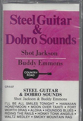 Steel Guitar & Dobro Sounds AUDIO CASSETTE