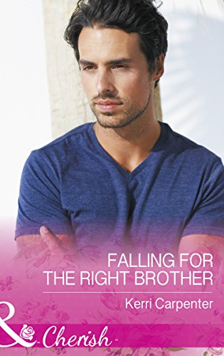 Falling For The Right Brother (Mills & Boon Cherish) (Saved by the Blog, Book 1) (English Edition)
