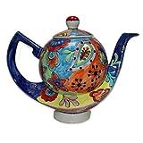 Gall&Zick Teekanne Kanne Keramik handbemalt Kännchen Geschirr