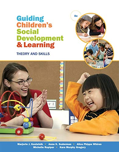 Guiding Childrens Social Development And Learning