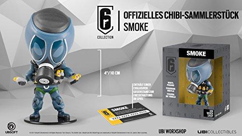Ubisoft - Six Collection Merch Smoke Chibi Figurine