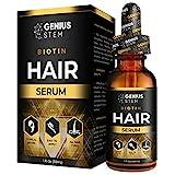 Genius Hair Oil, Healthy Hair Support Serum, to...