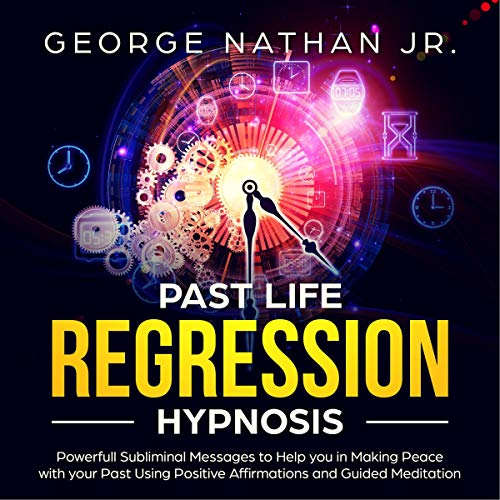 Past Life Regression Hypnosis  By  cover art
