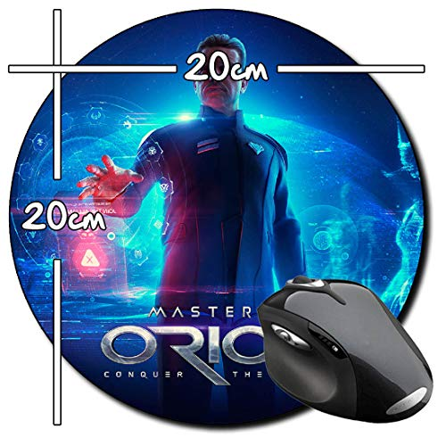 Master Of Orion Conquer The Stars Rund Mauspad Round Mousepad PC