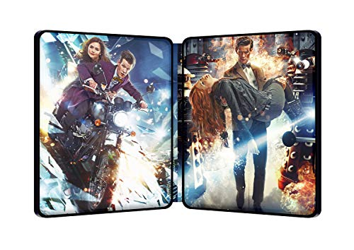 Doctor Who - The Complete Series 7 Steelbook [Blu-ray] [2020]