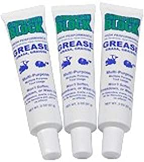 LEAR CHEMICALS Corrosion Block Grease 2 Oz Tube 25002 (1)