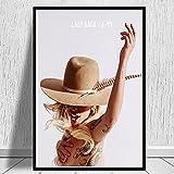 Pop Rock Music Super Star Singer Fashion Lady Joanne Gaga Maquillaje Fotos HD Lienzo Pintura Arte de la pared Póster Fans Dormitorio Studio Club Decoración para el hogar Mural