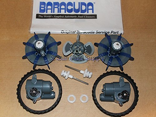 Jonyandwater Zodiac Baracuda MX8 Complete Overhaul/Tune Up Kit OEM Pool Cleaner Parts New .#from-by#_5starpoolsupply_168121348538472