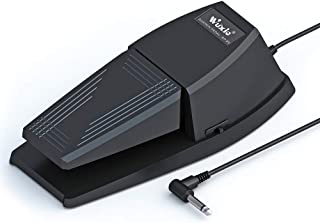 Wuxic new style Sustain Pedal,Universal for Yamaha Casio R