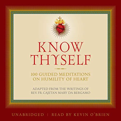Couverture de Know Thyself