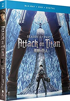 Attack on Titan  Season 3 - Part I [Blu-ray]