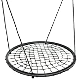Ultrakidz - Columpio de Nido con Superficie Extra Amplia, diámetro 120 cm
