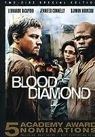 [北米版DVD リージョンコード1] BLOOD DIAMOND (2PC) / (WS SPEC DUB SUB AC3 DOL)