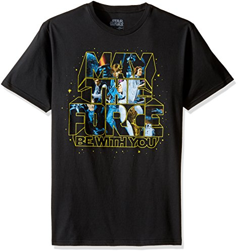 Star Wars May The Force Be With You Camiseta