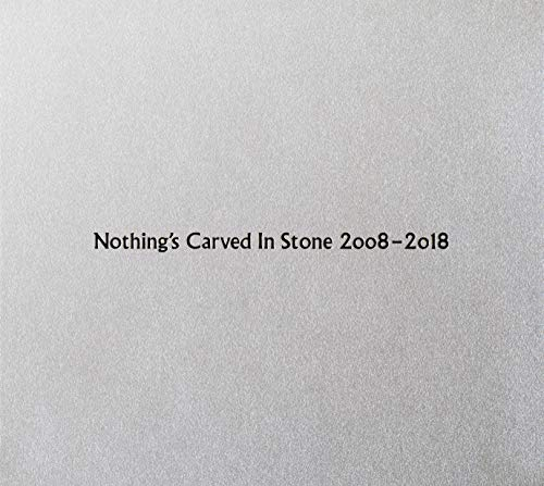 [Album]Nothing's Carved In Stone 2008-2018 – Nothing's Carved In Stone[FLAC + MP3]