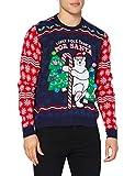 Polar Bär Weihnachtspullover Pole Dance