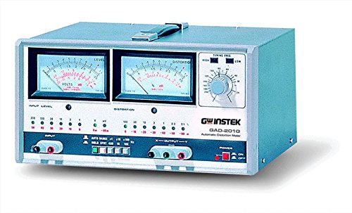 GW Instek GAD-201G afstandsmeter met AC-spanningsmeting in audiofrequentiebereik 20 kHz ~ 20 kHz.