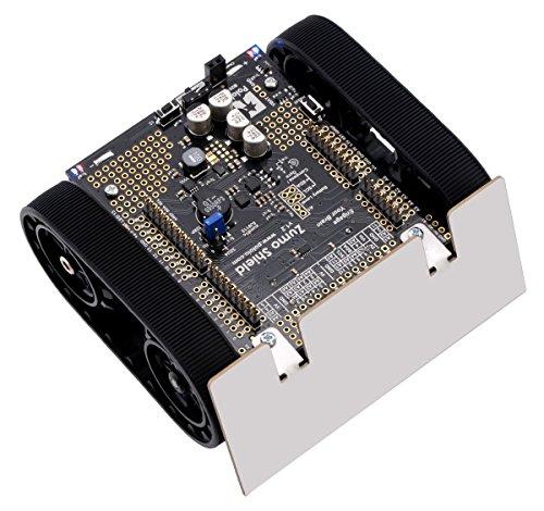 Zumo Roboter für Arduino, v1.2 (mit 75:1 PS-Motoren) von Pololu